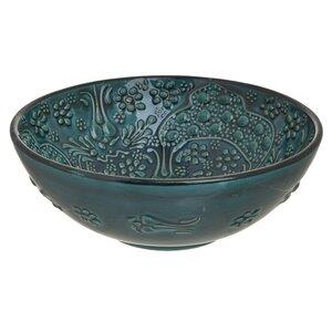 Jason Bol, Ceramica, Albastru