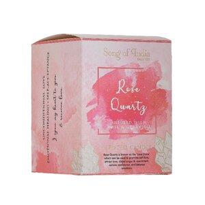 Lottie Set 4 Lumanari parfumate, Parafina, Multicolor