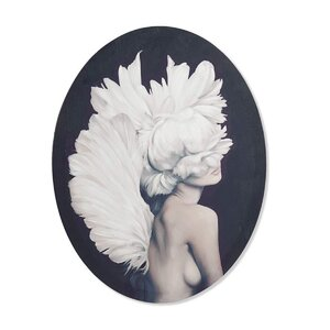 Louise Tablou, Canvas, Gri