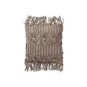 Mary Perna decorativa, Textil, Bej