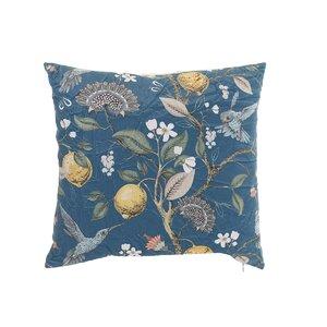 Nera Perna decorativa, Textil, Albastru