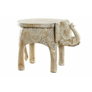 Rhid Masuta elefant, Lemn, Maro
