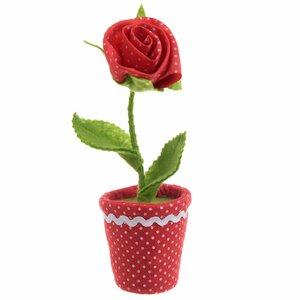 Romy Decoratiune floare, Textil, Multicolor