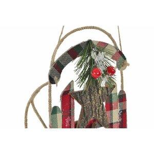 Sanie Decoratiune suspendabila, Textil, Multicolor