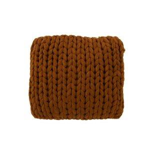 Spiral Perna decorativa, Textil, Maro