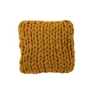 Spiral Perna decorativa, Textil, Portocaliu