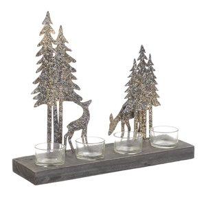 Suport pentru lumanari Deers