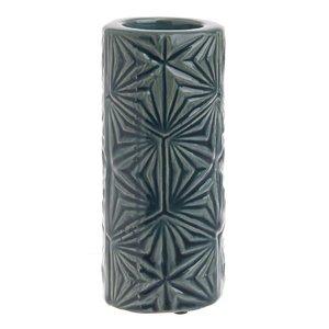 Tree Suport lumanare, Ceramica, Verde