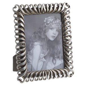 Vera Rama Foto mica, Polirasina, Argintiu