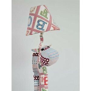 Zimba Veioza Girafa mare, Textil, Multicolor