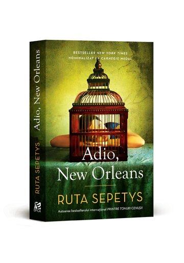 Adio, New Orleans