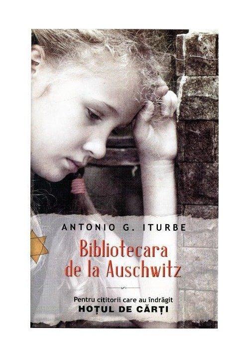 Bibliotecara de la Auschwitz imagine librex.ro 2021