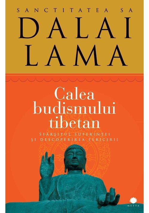 CALEA BUDISMULUI TIBETAN imagine