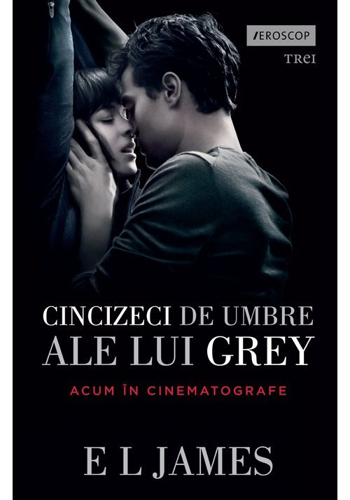 Cincizeci de umbre ale lui Grey - Fifty Shades Vol. 1 imagine librex.ro 2021