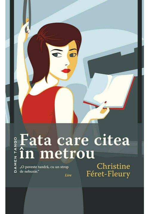 Fata Care Citea In Metrou imagine librex.ro 2021