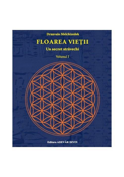 Floarea vietii: Un secret stravechi, Vol. 1 imagine librex.ro 2021