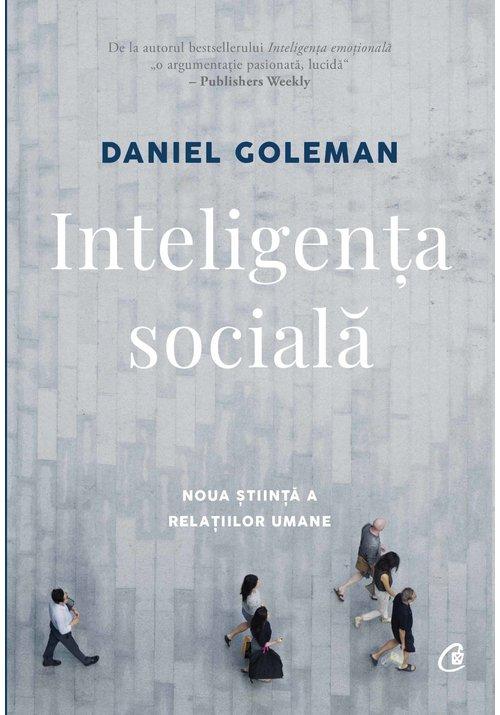 INTELIGENTA SOCIALA. GOLEMAN imagine