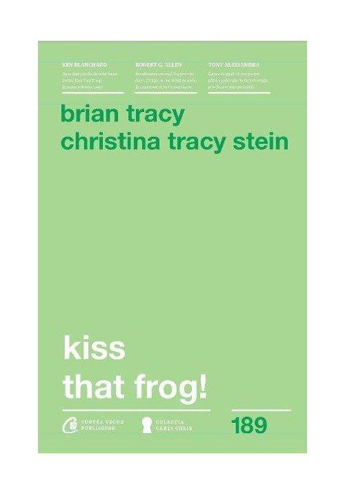 Kiss that frog! imagine