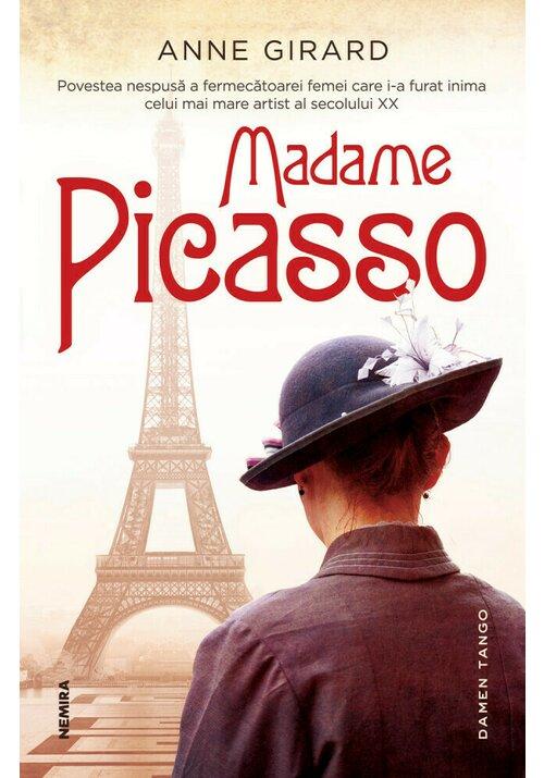 Madame Picasso imagine librex.ro 2021