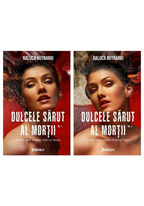 Pachet Dulcele sarut al mortii (Set volumul 1 si 2) imagine librex.ro 2021