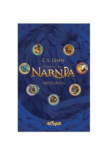 Pachet integral Cronicile din Narnia. Volumele 1-7