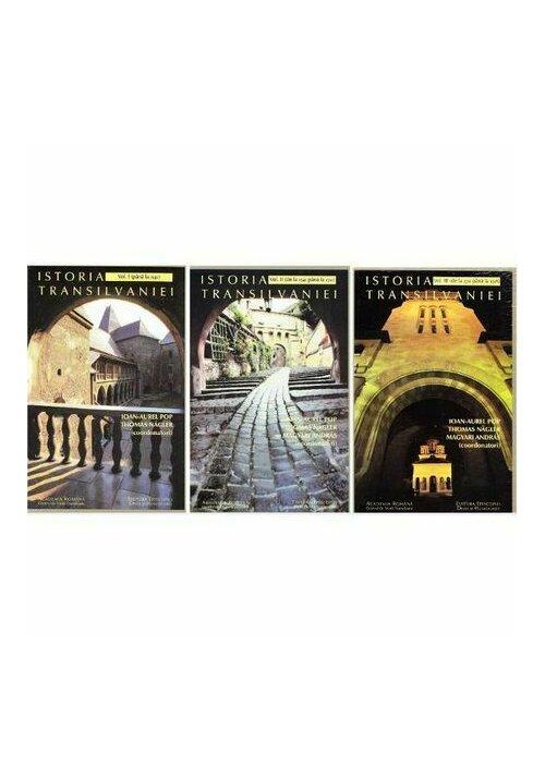 Pachet Istoria Transilvaniei. Set 3 volume