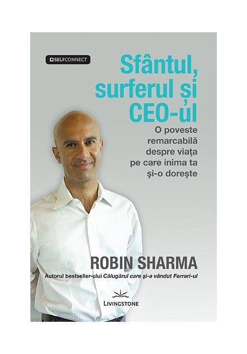 Sfantul, surferul si CEO-ul imagine librex.ro 2021