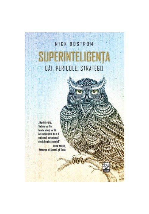 Superinteligența imagine librex.ro 2021