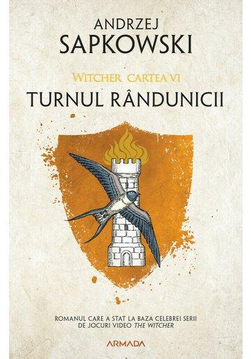 Turnul randunicii. Seria Witcher, Cartea VI