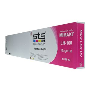 Cerneală STS Hard UV Led, cartus 600 mL, compatibil Mimaki LH-100 Magenta