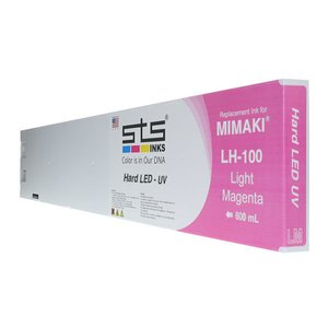 Cerneală STS Hard UV Led, cartus 600 mL, compatibil Mimaki LH-100 Light Magenta