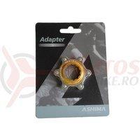 Adaptor Ashima AC02 Centerlock-Disc standard auriu