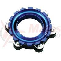 Adaptor Centerlock Kross 15 mm blue
