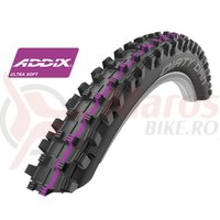 Anvelopa Schwalbe DIRTY DAN Evo Addix U-Soft HS417 27.5*2.35/60-584 B/B-SK TL-Easy Pliabil