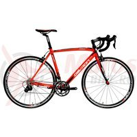 Bicicleta Devron Urbio R6.8 rosu/negru 2016