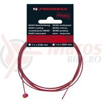 Cablu frana inox Road Promax Nano Coating