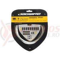 Camasa schimbator Jagwire Universal Sport 4.5 mm 2.7 metri alba