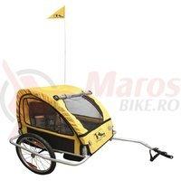 Carucior transport copii M-Wave aluminiu 20
