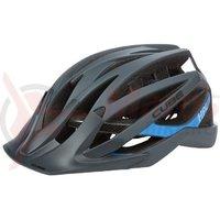 Casca bicicleta Cube HPC LTD gri/albastru