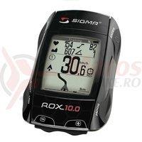 Computer Sigma Rox 10.0 GPS negru set complet