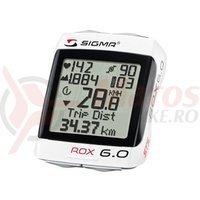 Computer SIGMA ROX 6.0 altimeter + cadence