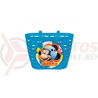 Cos Bicicleta Seven - Mickey albastru