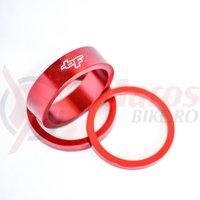 Distantier BikeForce 3/5/10mm rosu