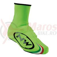 Huse pantofi Northwave Sonic verde fluo