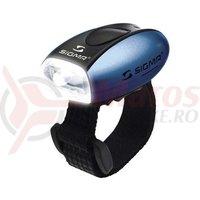 Lampa fata Sigma Micro Albastru/LED-Alb