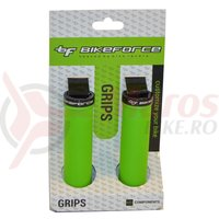 Manson BikeForce 130mm Lock-On negru-verde-negru