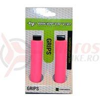 Manson BikeForce 130mm silicon pink