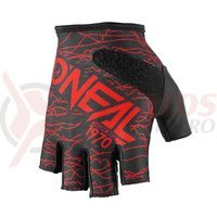 Manusi O'Neal Wired Fingerless MTB negre/rosii