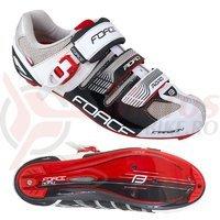 Pantofi Force Road Carbon negru/alb