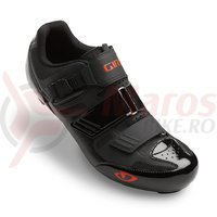 Pantofi Giro Apeckx II negru/rosu